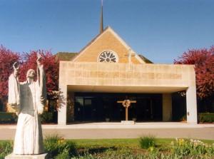 St. Thomas Naperville Roman Catholic Church